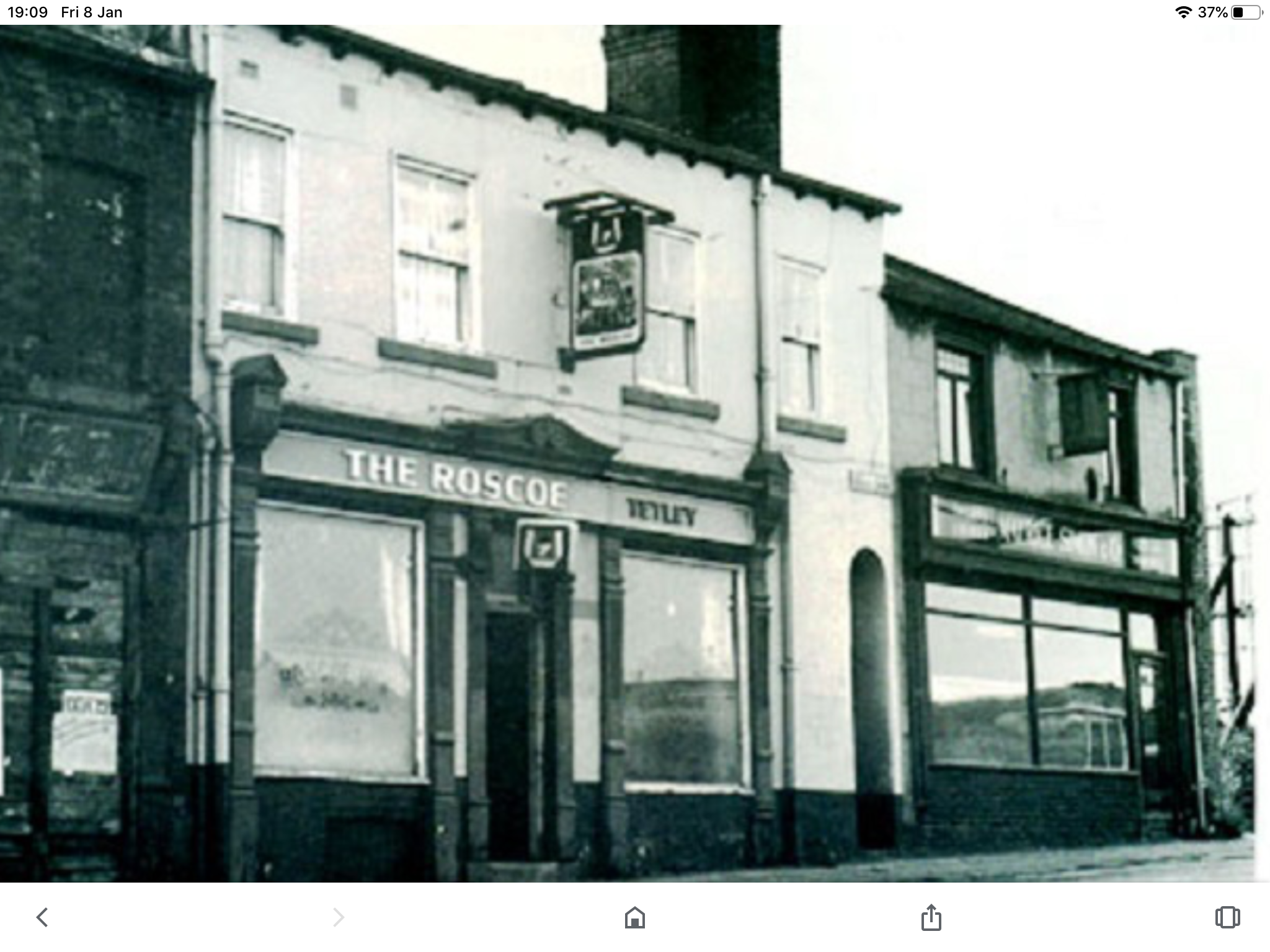 The Roscoe, Chapeltown Rd